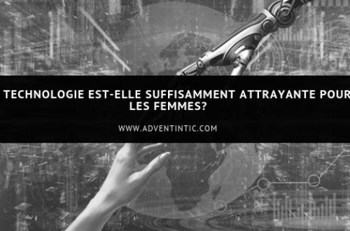 Article : La technologie est-elle suffisamment sexy pour les femmes ?